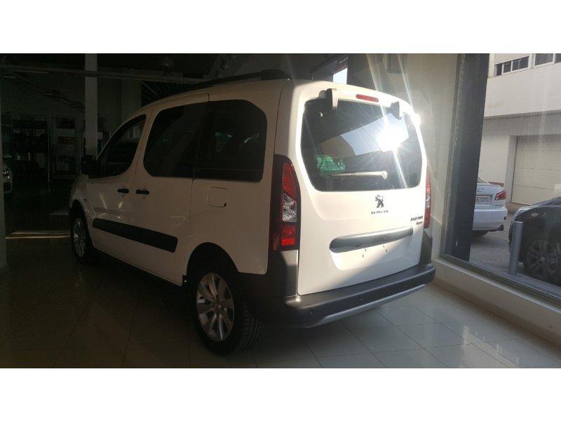 Peugeot Partner TEPEE Outdoor 1.6 BlueHDi 120