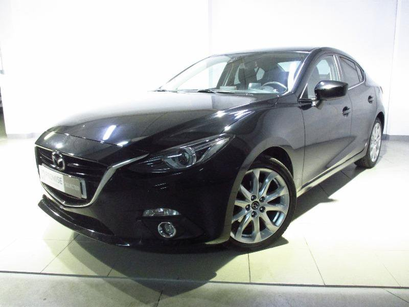 Mazda Mazda3 1.5 DE 105 MT SDN Style