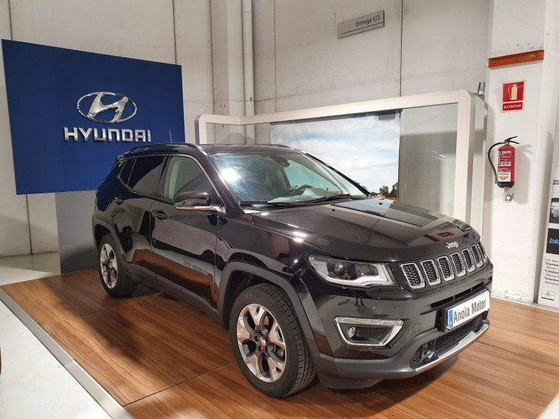 Jeep Compass 2.0 Mjet 103kW 4x4 AD Limited
