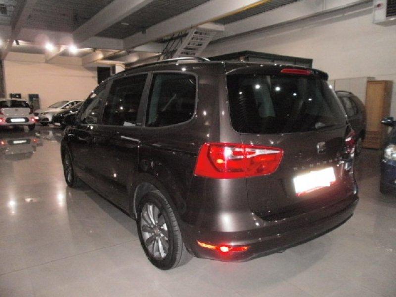 SEAT Alhambra 2.0 TDI 140 CV Ecomotive I-Tech