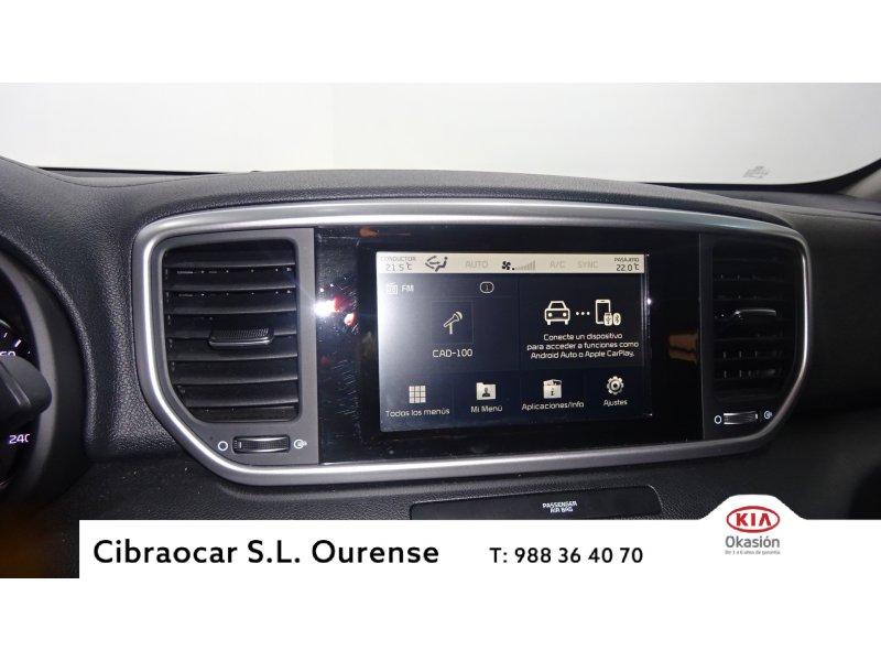 Kia Sportage 1.6 GDi 97kW (132CV) 4x2 Concept Plus