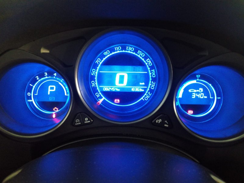 Citroen C4 C4 BlueHDi 88KW(120CV) EAT6 Feel Edition