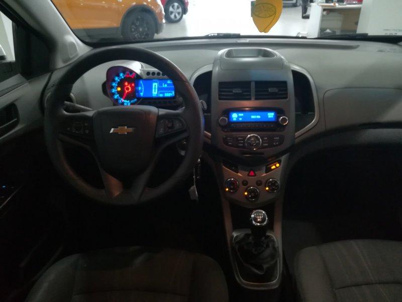 Chevrolet Aveo 1.4 16v  100CV LT