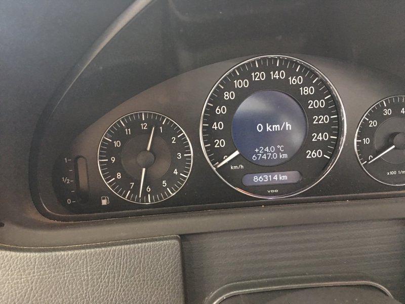 Mercedes-Benz Clase CLK CLK 200 K ELEGANCE