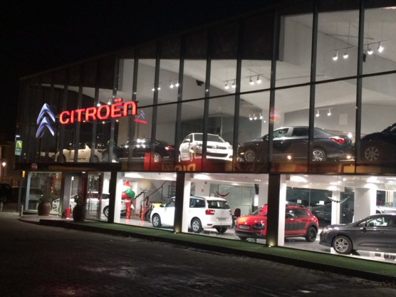 Citroen C3 Aircross PureTech 96kW (110CV) SHINE Shine