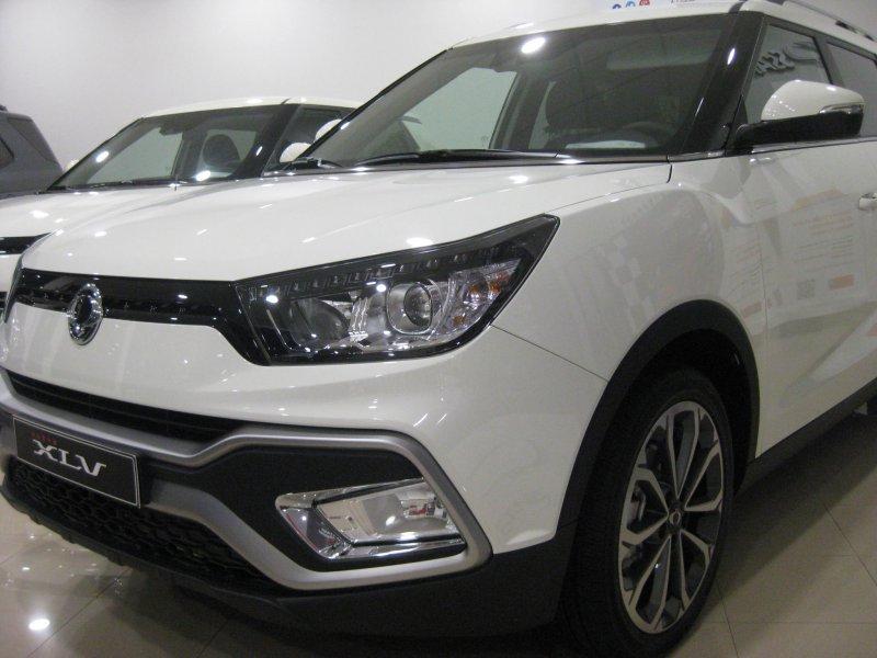 SsangYong XLV G16 4X2 MANUAL PREMIUN