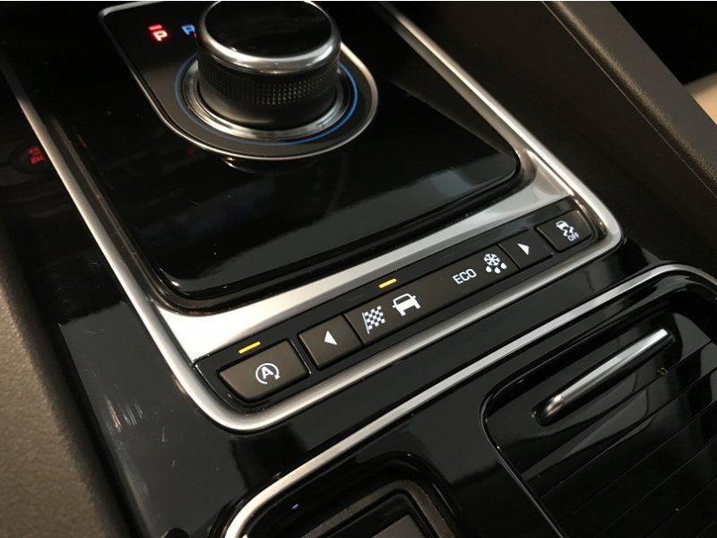 Jaguar F-Pace 2.0L i4D 180 CV AWD Automático Prestige