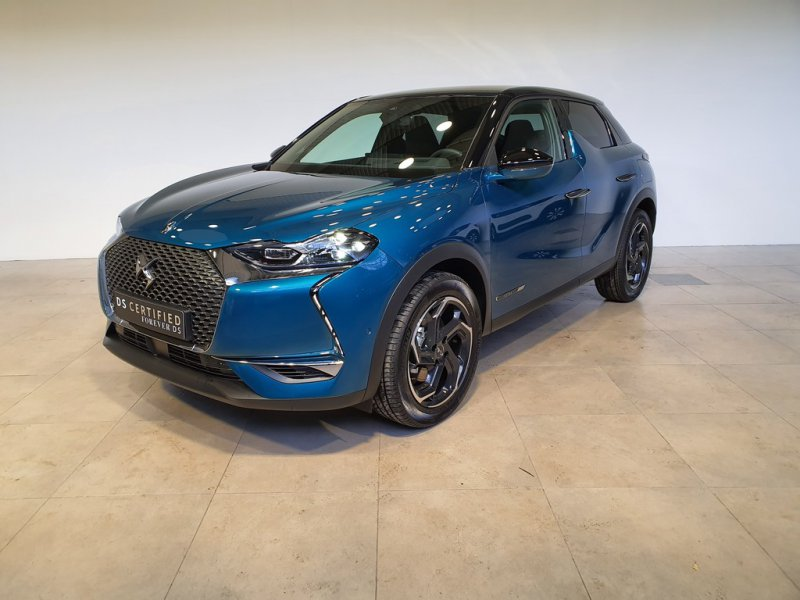 DS DS 3 Crossback BlueHDi 96 kW Auto GRAND CHIC Grand Chic
