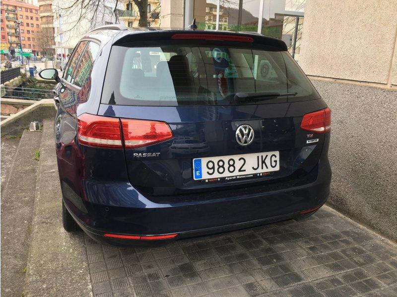 Volkswagen Passat Variant 1.6 TDI 120 cv