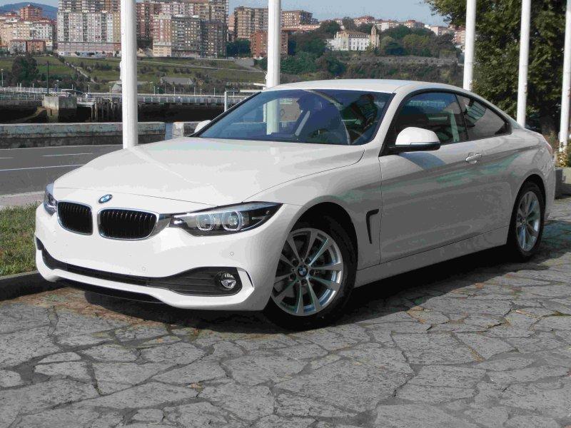 BMW Serie 4 420d AUTO -
