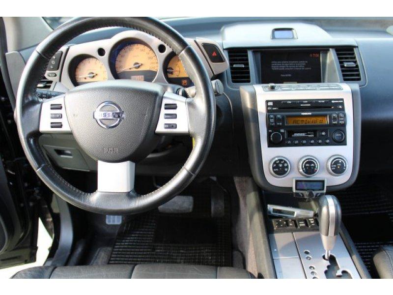 Nissan Murano 3.5 V6 (234CV) CVT 5p -