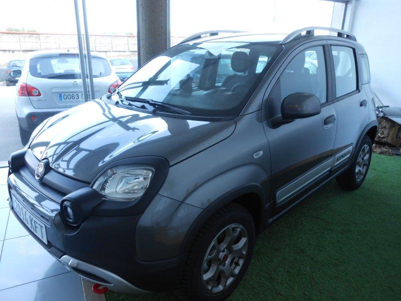 Fiat Panda 1.3 70kW (95CV) Diésel E6 City Cross