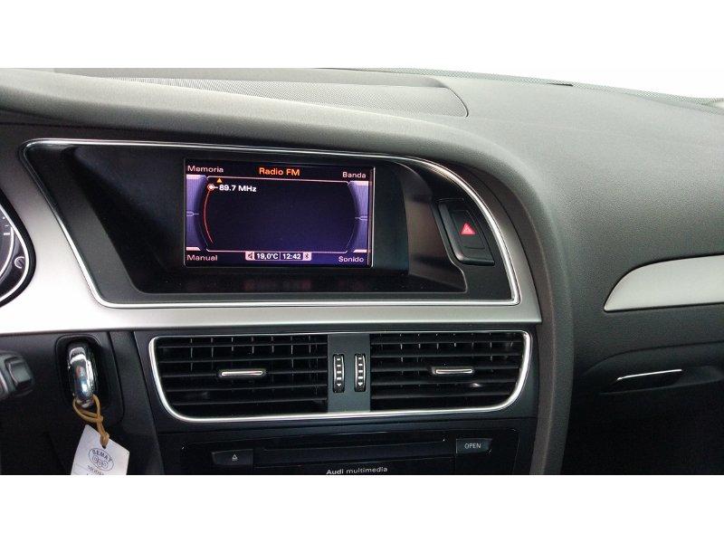 Audi A4 2.0 TDI 143cv multitronic -