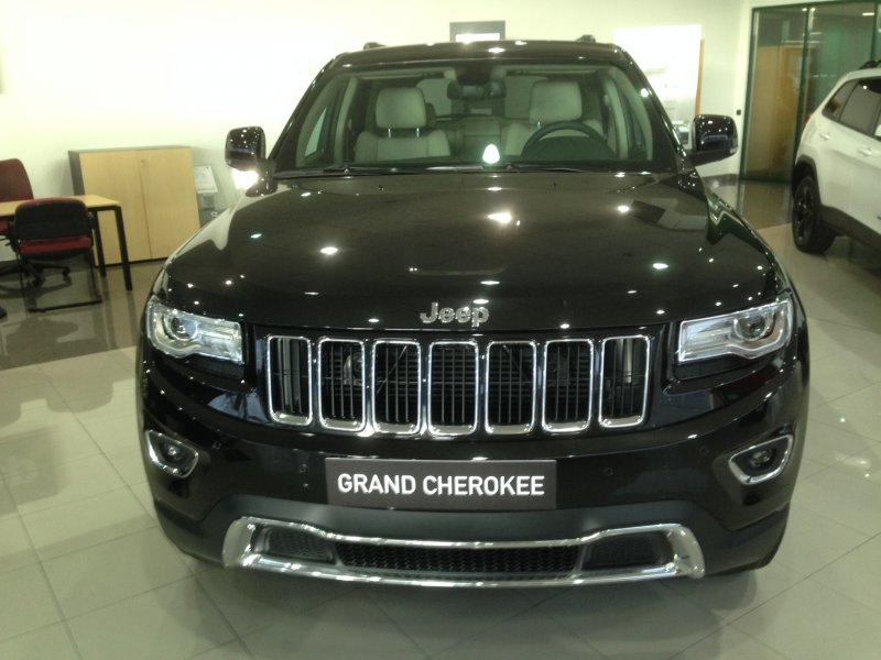 Jeep Grand Cherokee 3.0 V6 Diesel 250 CV Limited