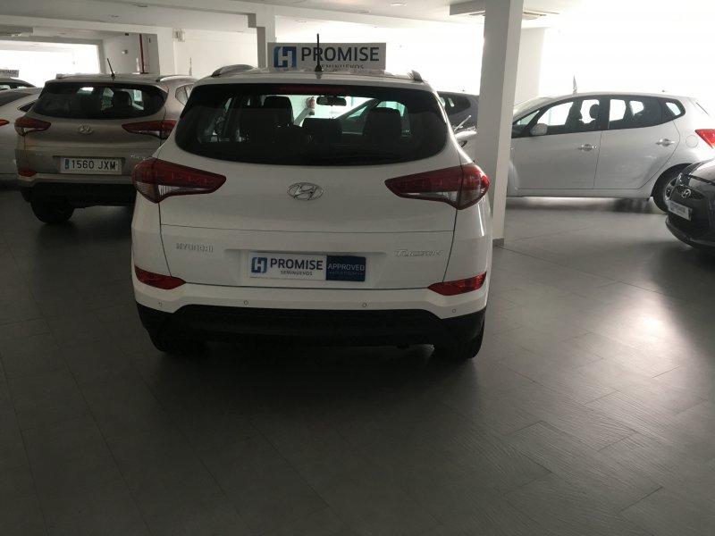 Hyundai Tucson 1.7 CRDi 115cv BlueDrive 4x2 Klass