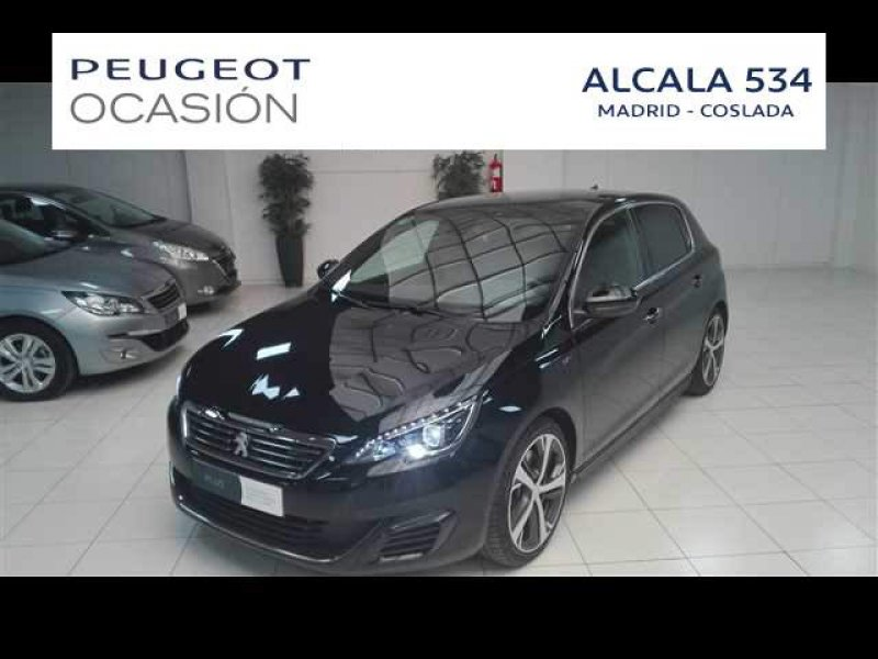 Peugeot 308 180 EAT6 GT