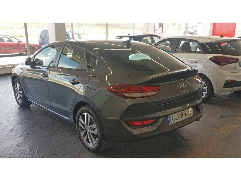 Hyundai I30 1.0 TGDI Klass Fastback