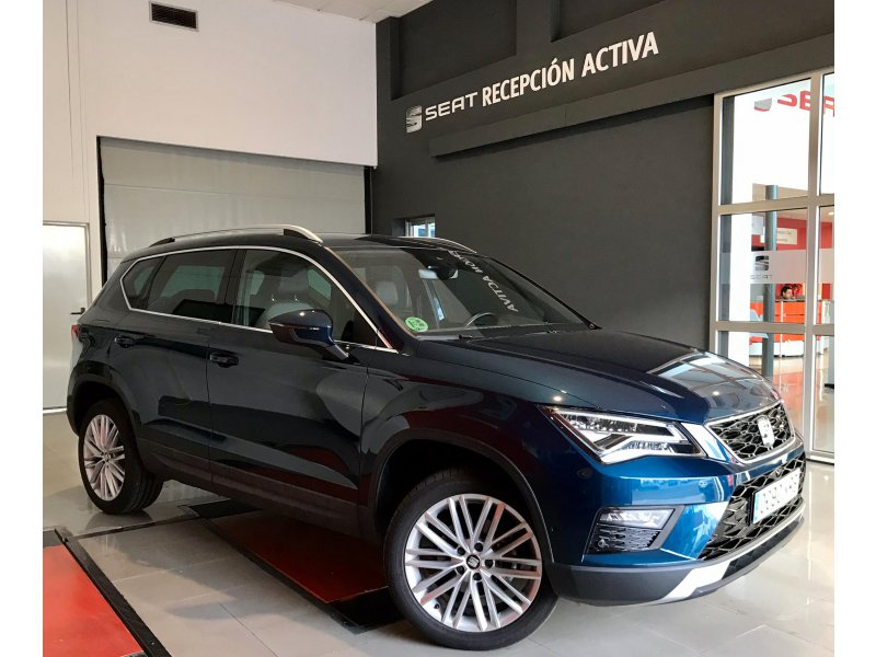 SEAT Ateca 1.6 TDI 85kW St&Sp Eco Xcellence Edition