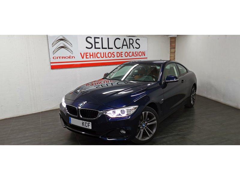 BMW Serie 4 420d xDrive -