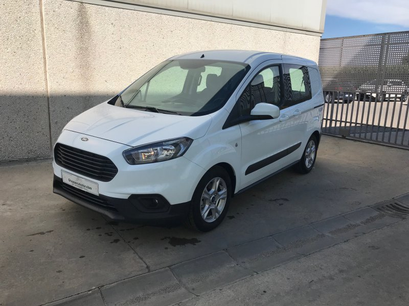 Ford Transit Courier Kombi 1.0 EcoBoost 75kW Trend