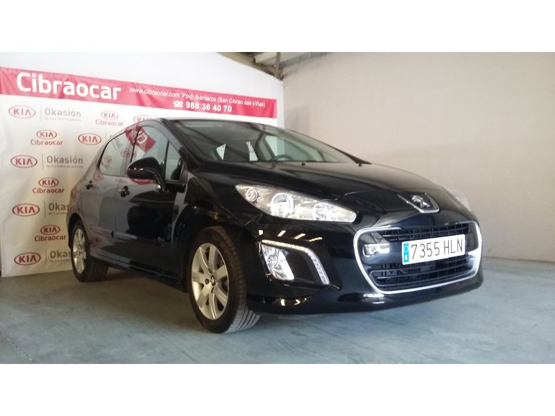 Peugeot 308 1.6 VTi 120 Sport