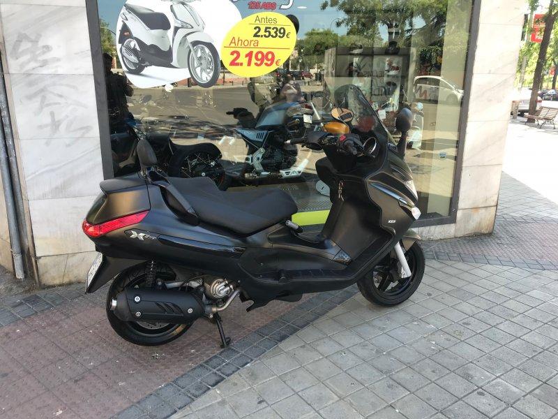 Piaggio X Evo 125 125 cc