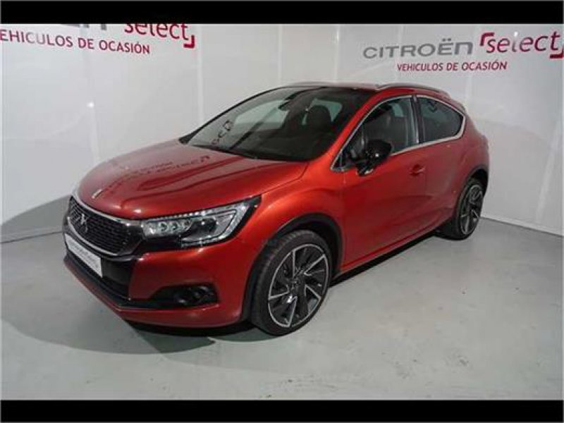 DS DS 4 Crossback BlueHDi 180 S&S EAT6 Sport