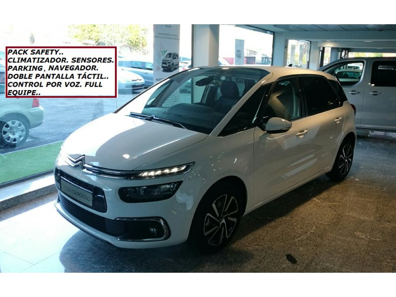 Citroen C4 Spacetourer BlueHDi 96KW (130CV) Feel