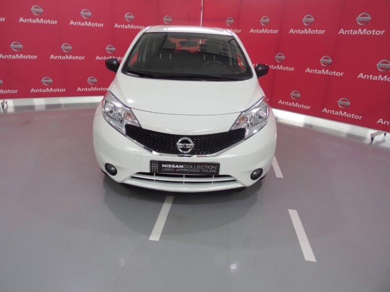 Nissan Note 1.2 NARU EDITION