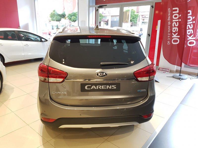 Kia Carens 1.7 CRDi VGT 104kW(115CV) Eco-Dyn Drive
