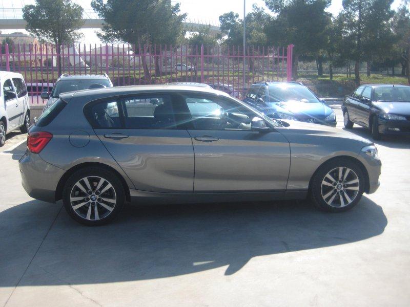 BMW Serie 1 118d -