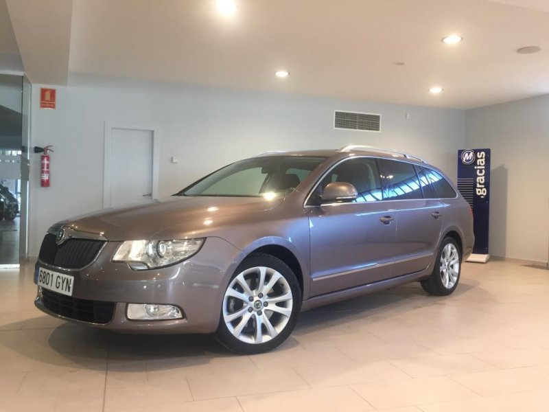 Skoda SuperB 1.9 TDI PD Ambition