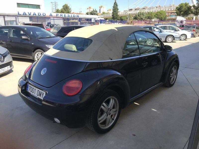 Volkswagen New Beetle TDI 100CV Cabriolet 1.9