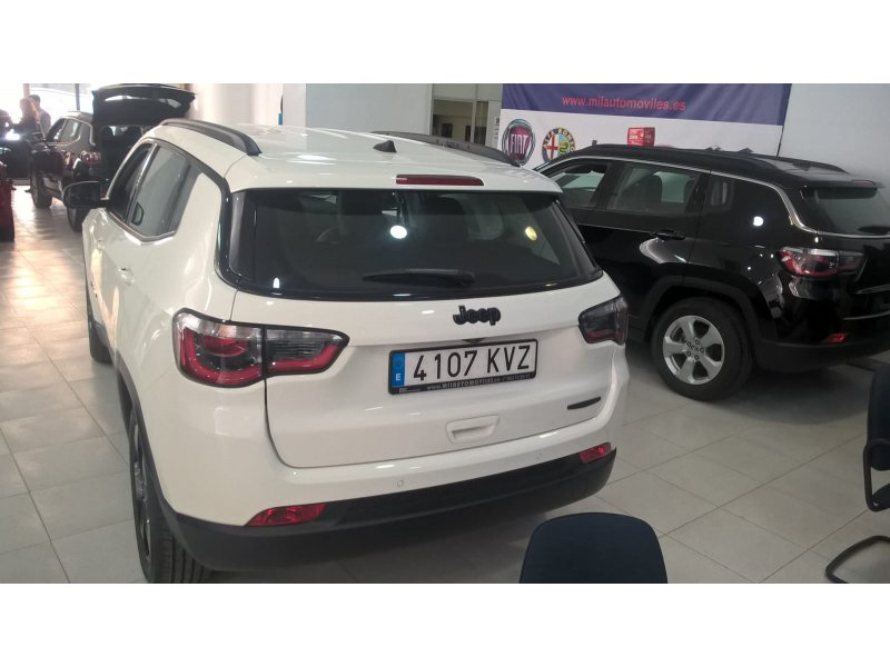 Jeep Compass 1.4 Mair 103kW 4x2 Night Eagle