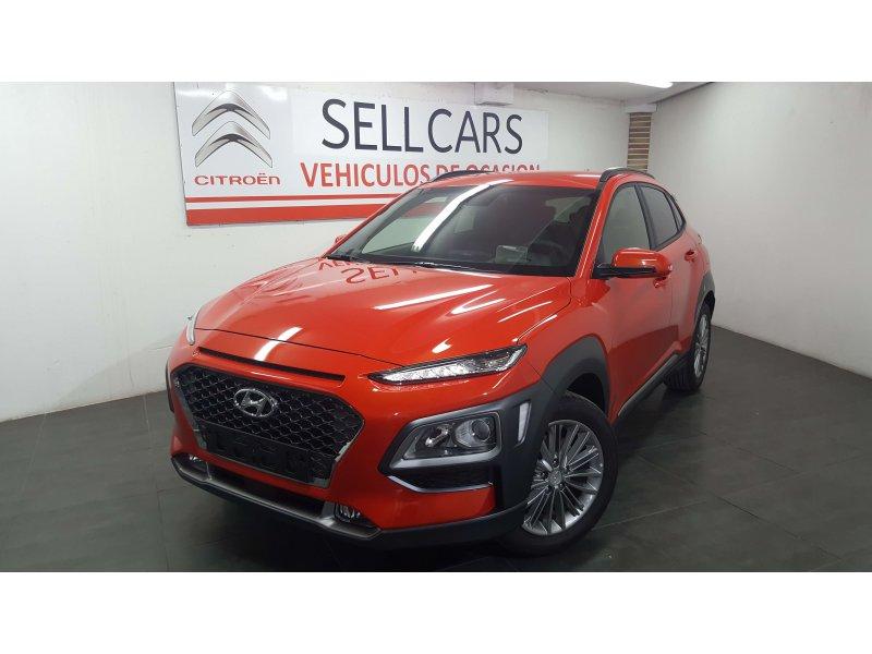 Hyundai Kona KONA TGDI 1.0 120CV 4X2 TECNO RED Tecno