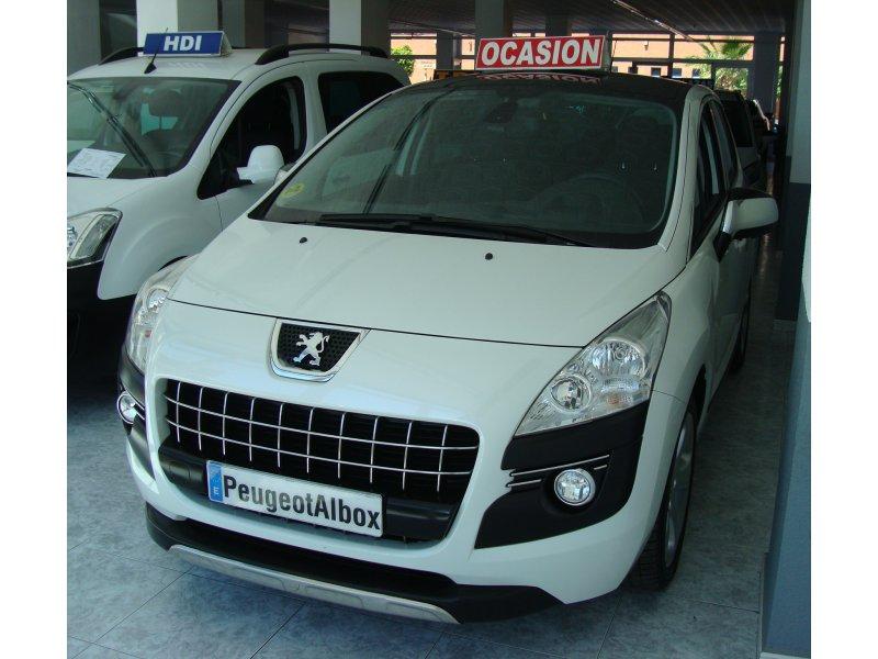 Peugeot 3008 1.6 HDI 110cv FAP Sport Pack