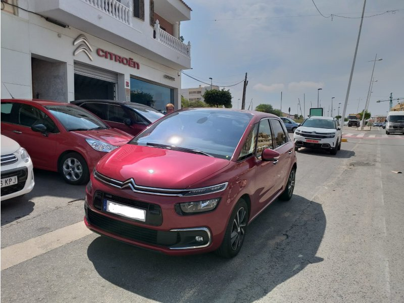 Citroen C4 Picasso PureTech 130 S&S 6v EAT6 Feel