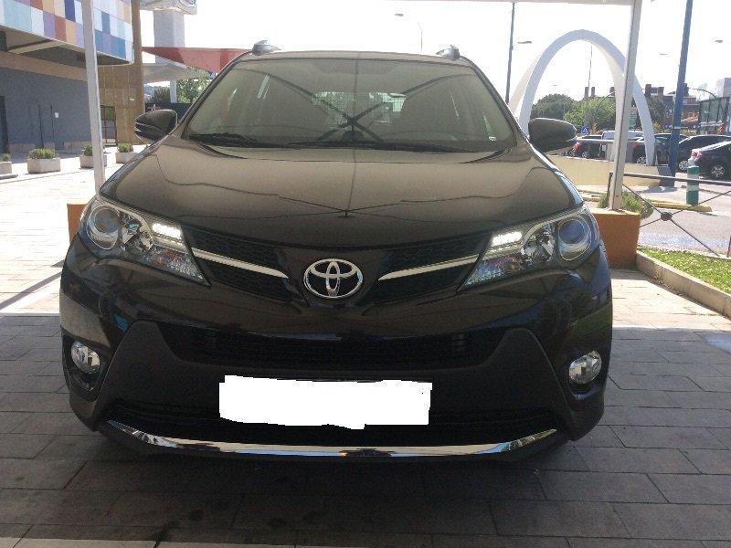 Toyota Rav4 120D AWD Advance