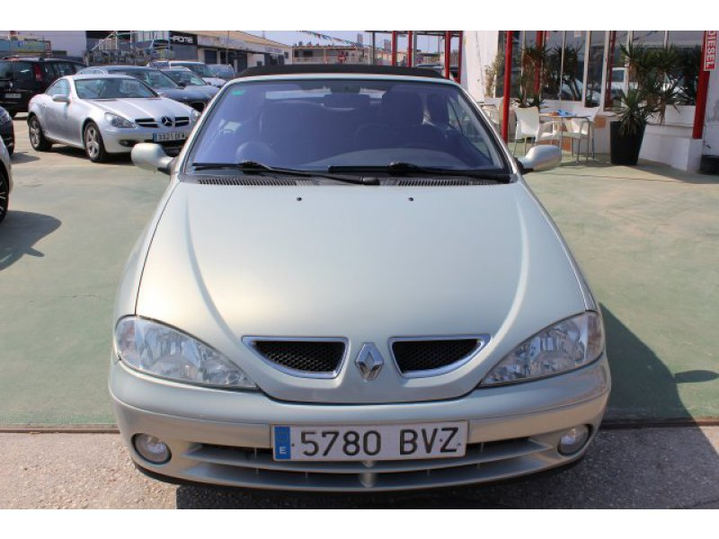 Renault Mégane CABRIO 1.6 16V DYNAMIQUE