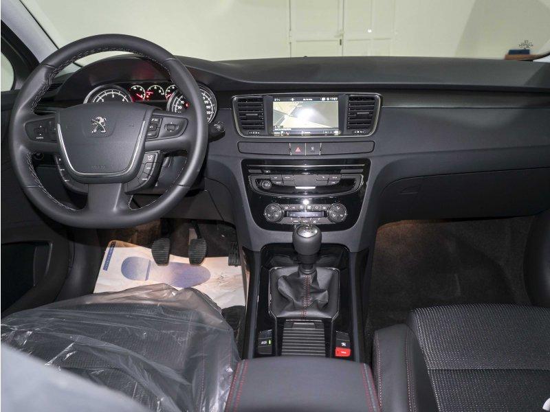 Peugeot 508 2.0 BlueHDi 150 GT Line