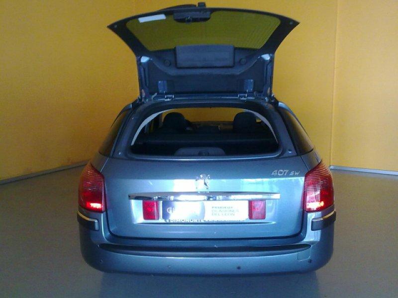 Peugeot 407 SW HDI 110 Sport