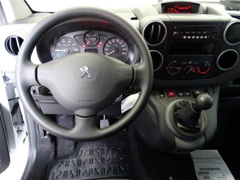 Peugeot Partner Furgón L1 1.6 BlueHDi 55KW (75) Confort