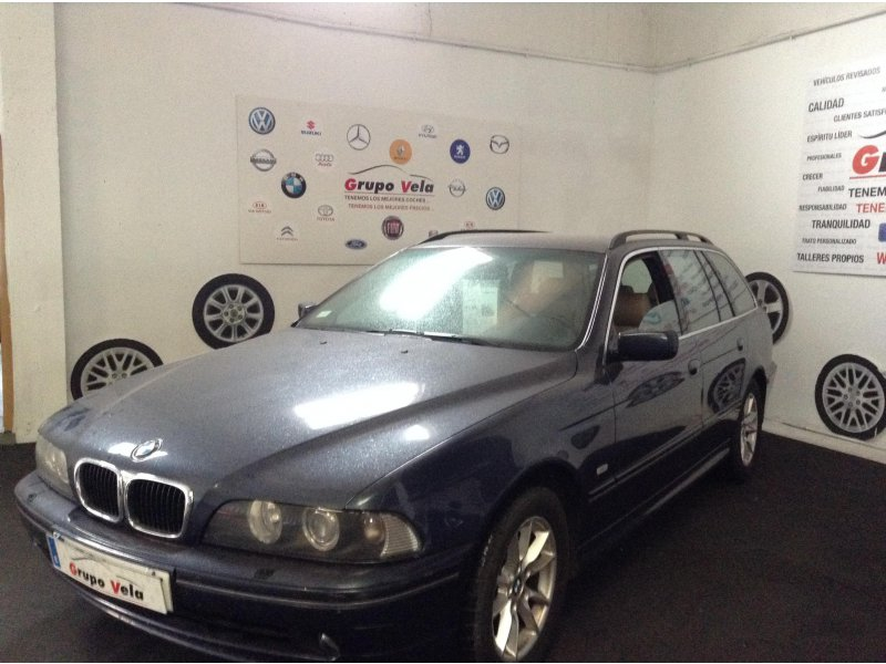 BMW Serie 5 525iA Touring Exclusive 525i Exclusive