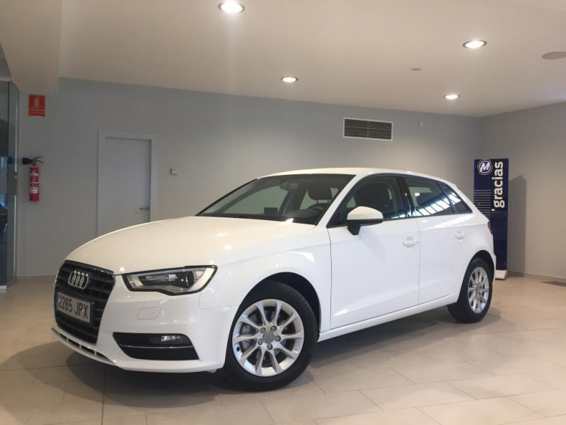 Audi A3 Sportb 1.6 TDI clean 110 S tro Attracted