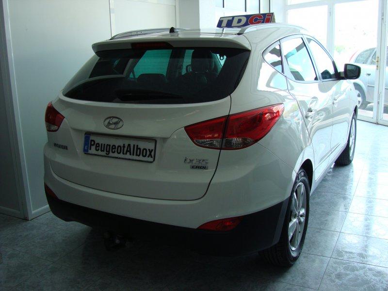 Hyundai IX35 2.0 CRDi GLS 4x2 136cv Comfort