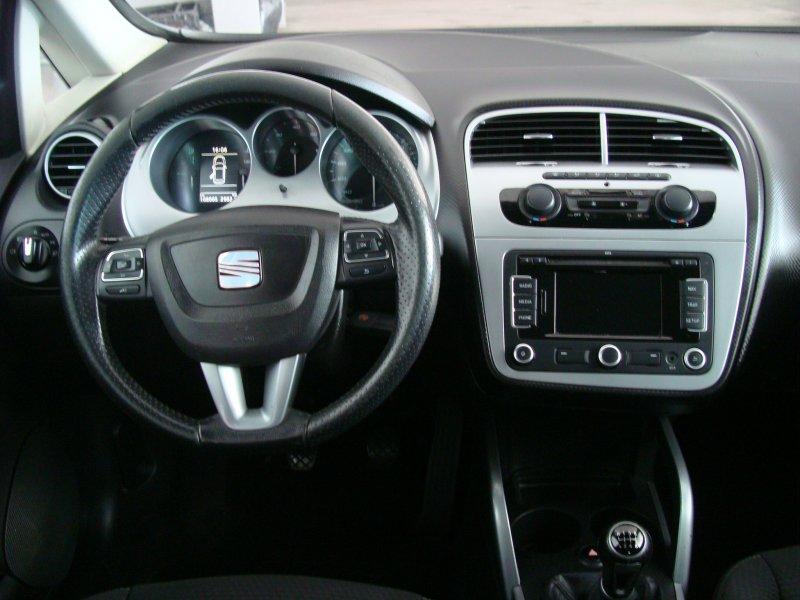 SEAT Altea Freetrack 2.0 TDI 140cv 4WD -