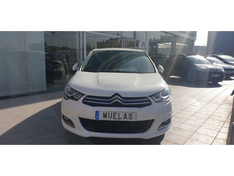Citroen C4 C4 BlueHDi 88KW (120CV) Feel Edition