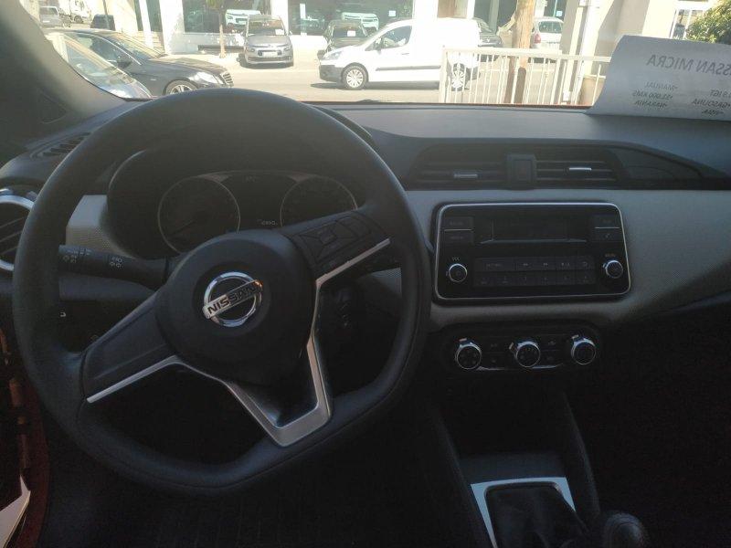 Nissan Micra 1.0G 52 kW (70 CV) Visia VISIA