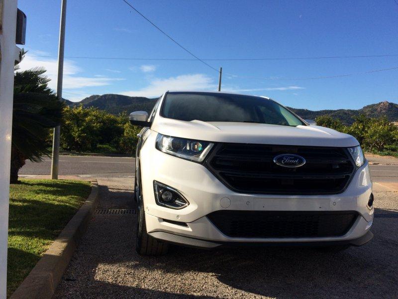 Ford Edge 2.0 TDCI 154kW 4WD Pow ST-Line