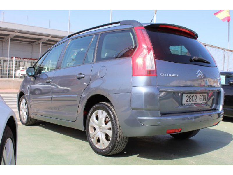 Citroen Grand C4 Picasso 2.0 HDi CMP Exclusive
